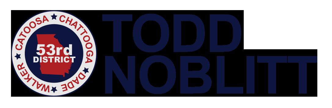 Georgia State Summer Classes 2020.Todd Noblitt 2020 Republican Candidate For Georgia State